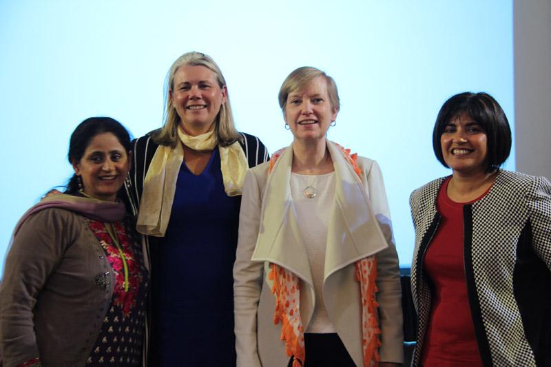 Latrobe Women In Business speakers May 2016