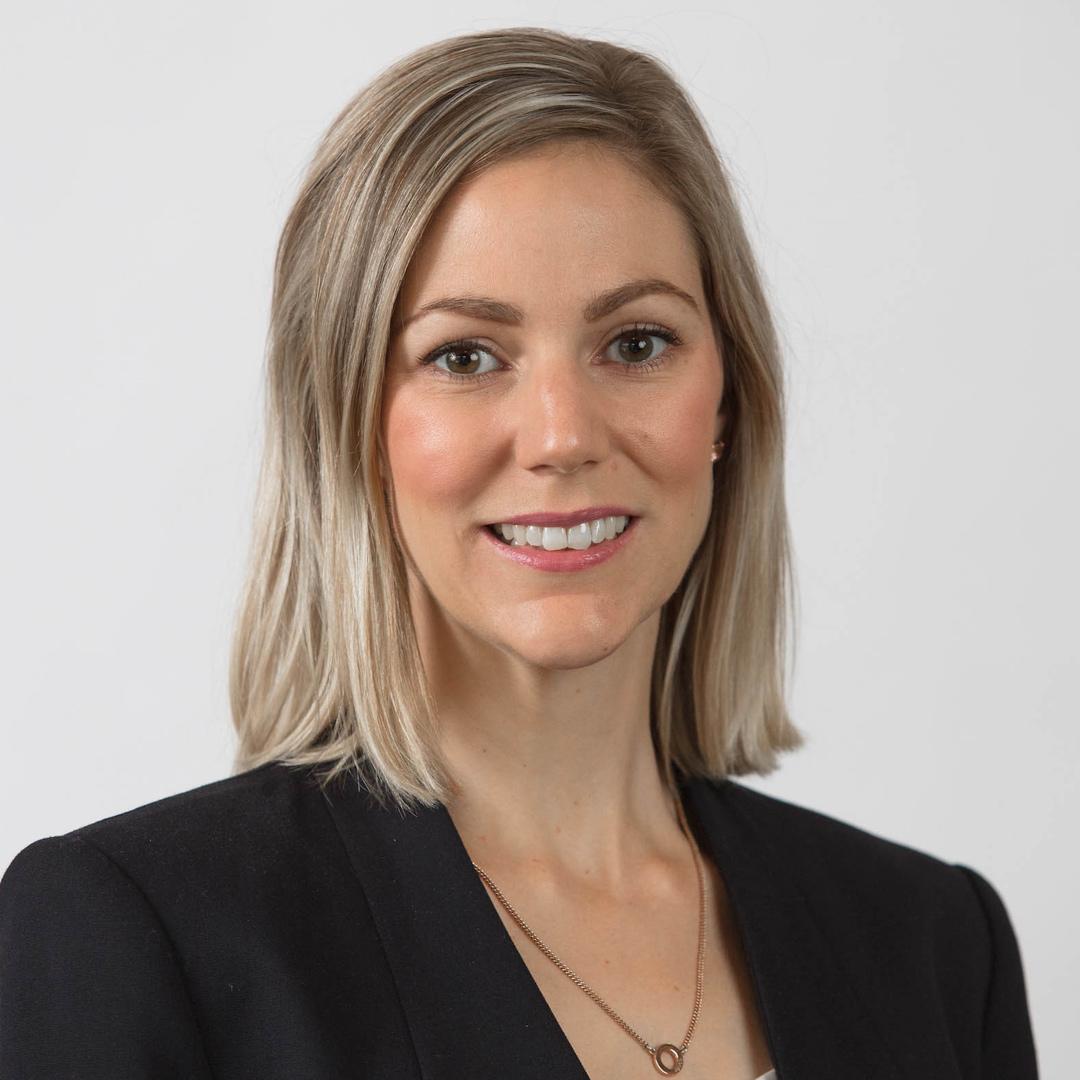 Lauren Downs from Volvo Bus Australia